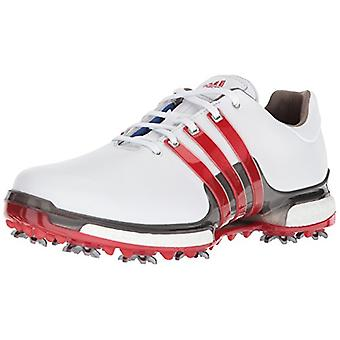 Adidas Mens Boost Low Top Lace Up Golf Shoes