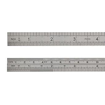 Fisco 712S Stainless Steel Rule 300mm / 12in FSC712S