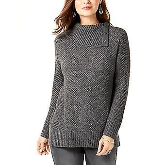 Stil og co | Snap cowl-hals sweater
