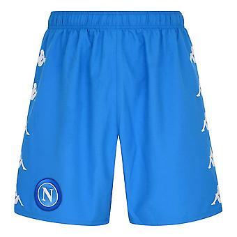 2020-2021 Napoli Home Shorts (Blue)