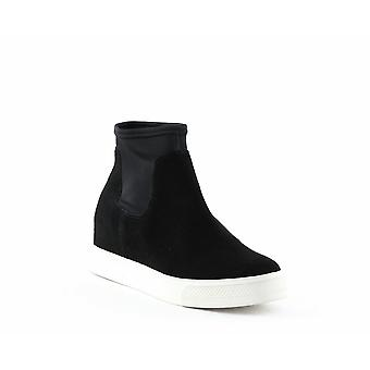 Aqua | Wynn Suede High Top Platform Sneakers