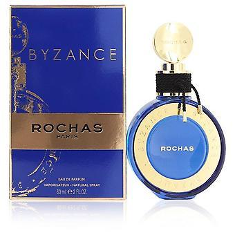 Byzance eau de parfum spray por rochas 60 ml