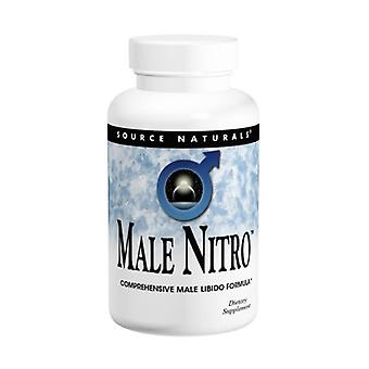 Source Naturals Male Nitro Powder, 8 oz