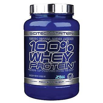 Scitec Nutrition Whey Protein Vanilla
