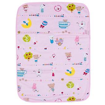 Tvättbar blöjbyte och urinskyddsmatta - passar för barnvagnar
