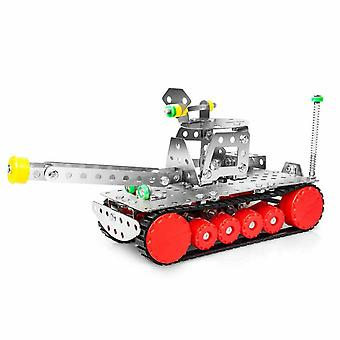 Tobar Workshop Construction Spel Spel Set, Tank