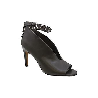 1. State Women's Shoes Sall Leather Open Toe Ankle Strap Classic Escarpins