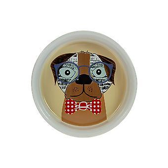 Englantilainen astiayritys Perfect Pets Dash Dog Bowl Medium DD2874A01
