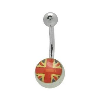 العلم البريطاني جرس البطن