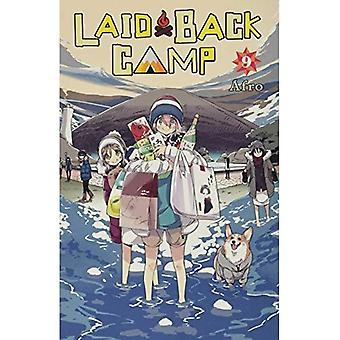 Laid-Back Camp, Vol. 9