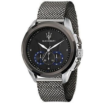Maserati Traguardo Cronógrafo Cuarzo R8873612006 Reloj Hombres's