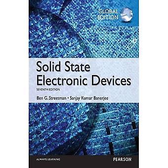 Solid State Elektronische Apparaten: Global Edition