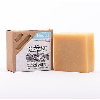 Goat Milk Soap (neutral)