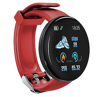 Pyöreä älykello bluetooth, verenpaine, urheiluseuranta, android