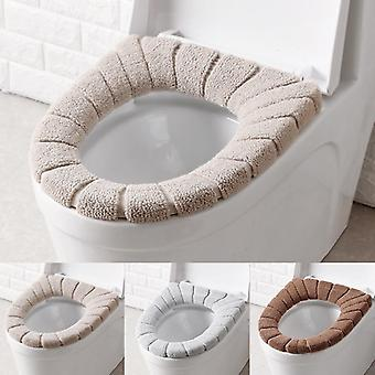 Washable, Warmer - Soft Thickened Toilet Seat Pads