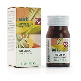 Dry Extracts in Tablets - Melissa 70 tablets of 500mg