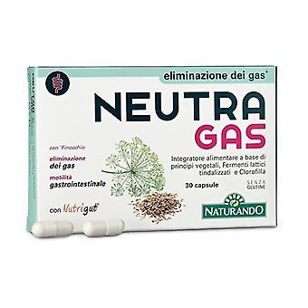 Neutragas 30 capsules