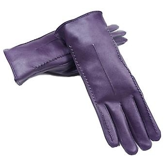 High Quality Elegant, Lambskin Leather Gloves For Female