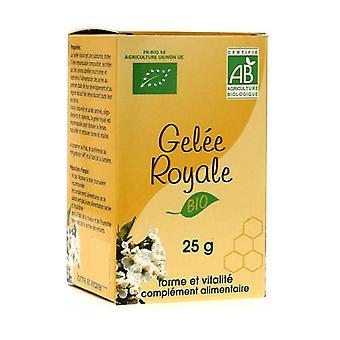 Organic Royal Jelly Jar 25 g