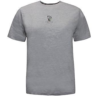 Nike Boys Carlos Moya T-Shirt Tennis Casual Top Grau 669461 050