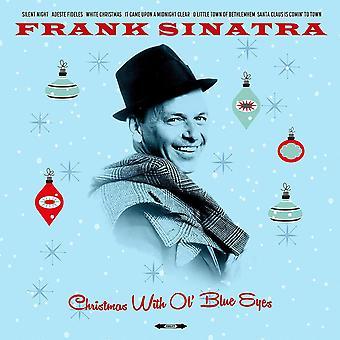 فرانك سيناترا – عيد الميلاد مع Ol & apos; أزرق العيون الفينيل