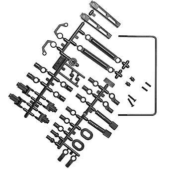 Axial Z-AX31331 Rear Sway Bar Set Soft RR10