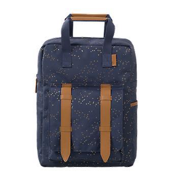 Fresk Backpack Indigo Dots