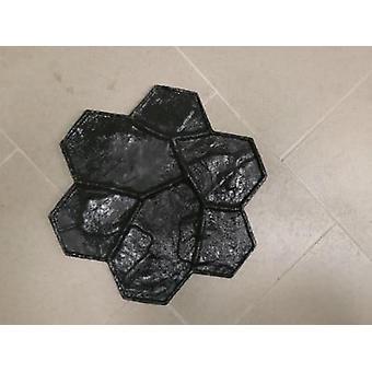 Polyurethane Stamps Model For Concrete Cement, Molds , Rubber  Decorative