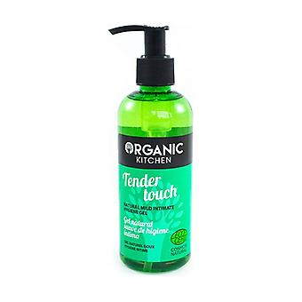 Tender Touch Natural Mild Intimate Hygiene Gel 270 ml of gel