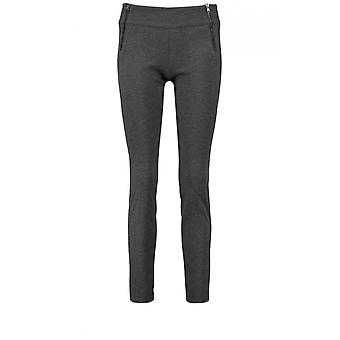 Pantalones Taifun Grey Slim Fit