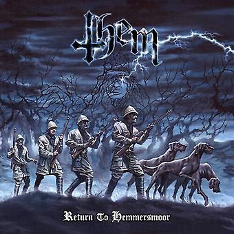 Them - Return To Hemmersmoor [Vinyl] USA import