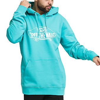 Vans mens off the Wall Pullover II sudadera casual con capucha - Teal