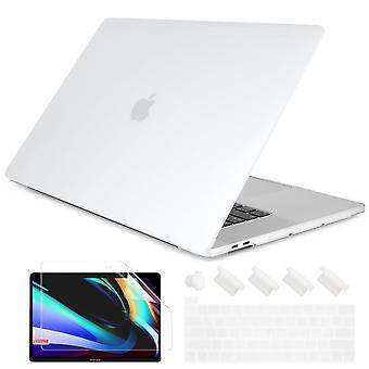 Matte Crystal Plastic Hard Case For Macbook Air Pro