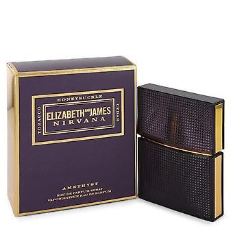 Nirvana Amethyst Eau De Parfum Spray (Unisex) Door Elizabeth en James 1 oz Eau De Parfum Spray