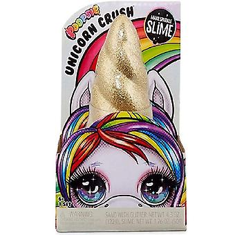 Slime Unicorn's, Horn Rainbow Crystal Clay, Slim Doll, Poop Rocking Toy