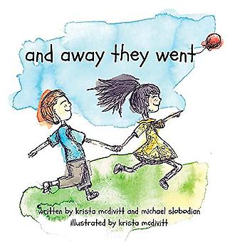 and away they went - a saskatchewan adventure by Krista McDivitt - 978