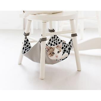 保存場所®家具のための貯蔵および猫のためのハンギングマットÂÂ53×53 cm