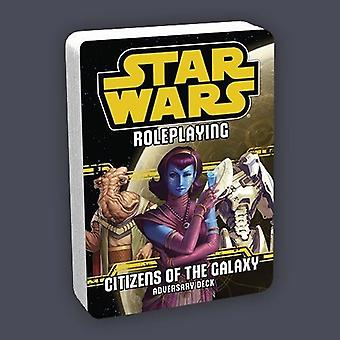 Star Wars Citizens Of The Galaxy Adversary Deck