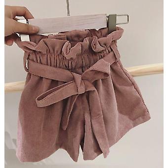 Baby Princess de primăvară pantaloni scurți de vară