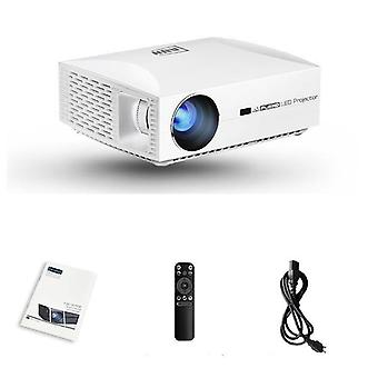 Proyector Led Full Hd, Cinema 3d Video Beamer