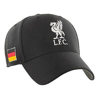 47 Brand EPL Liverpool FC Sure Shot MVP Cap - Black