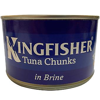 Kingfisher Tuna Chunks in Brine