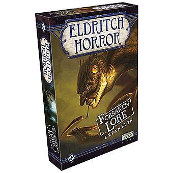 Eldritch Horror Forsaken Lore Jeu de société