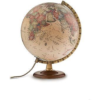 HanFei Weltkarte Atmosphäre Antik Antico