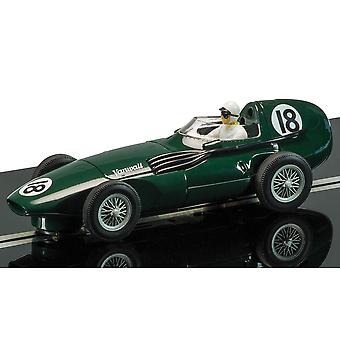 Scalextric 01:32 GP Legends Vanwall Limited Edition Slot Car