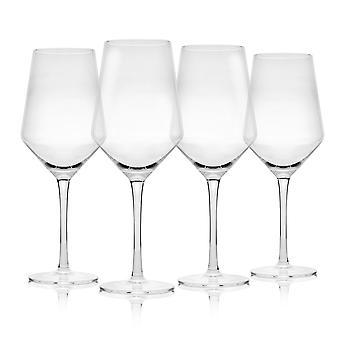 Conjunto de 4 taças de vinho | M&W