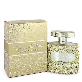 Bella Essence by Oscar De La Renta Eau De Parfum Spray 3.4 oz