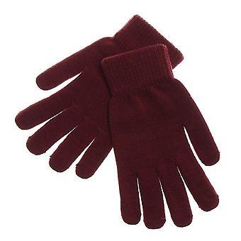 Winter Touch Screen Gloves, Women Men Warm Wool Gloves