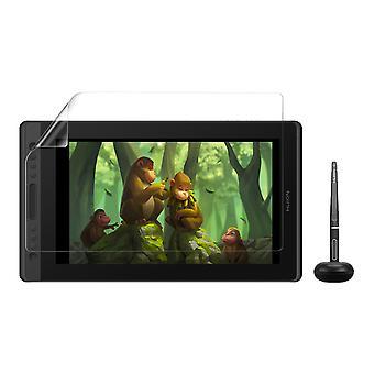 Celicious Matte Lite Mild Anti-Glare Screen Protector Film Kompatibel med Huion Kamvas Pro 16 [Pack of 2]
