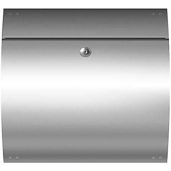 Max Knobloch Honolulu Letterbox Stainless Steel D3150